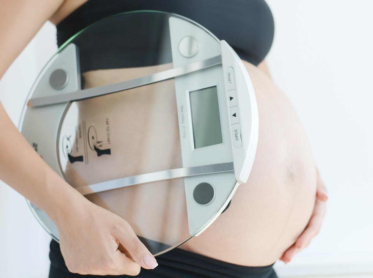 Combien de kilos pendant la grossesse ?