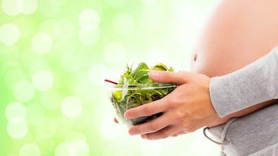 Grossesse : le régime végétarien en questions