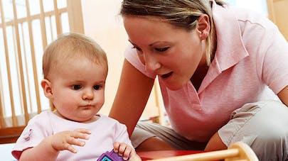 Crèche, nounou : réussir l'adaptation de son bébé
