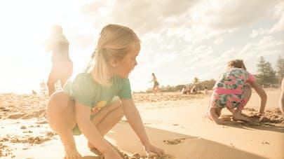 Baignades avec les enfants : les règles de   sécurité