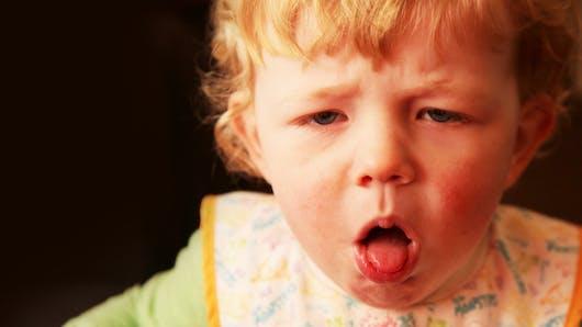 La toux chez l'enfant
