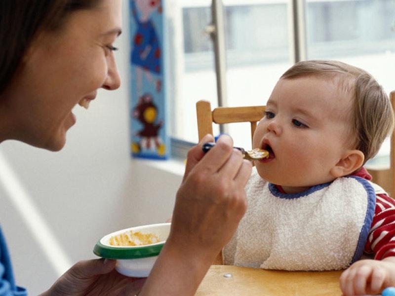 La viande pour les bébés : à quel âge ?