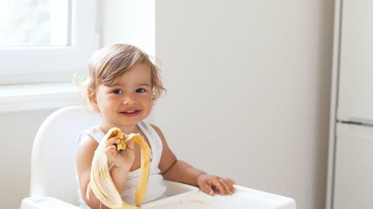 Les produits bio pour les enfants