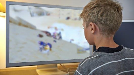 Les jeux vidéo pour les enfants