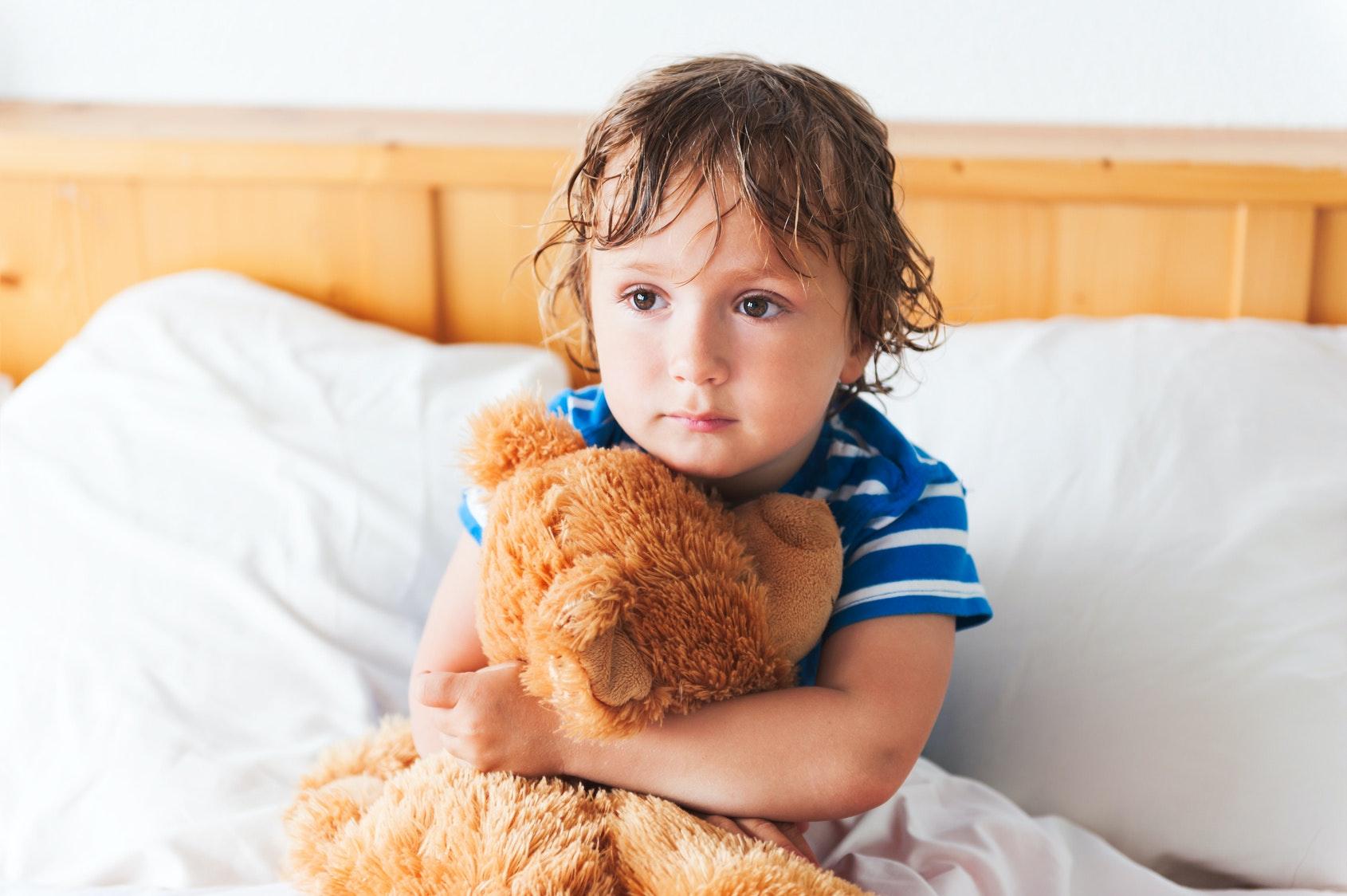 Pipi au lit : quand s'inquiéter ?