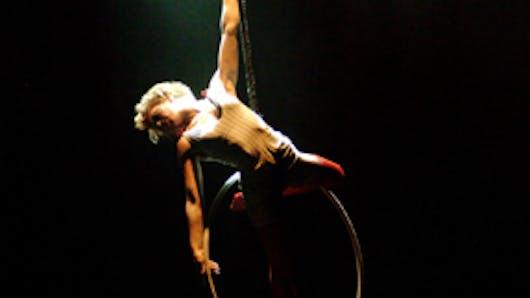 Acrobatique : le cirque Eloize
