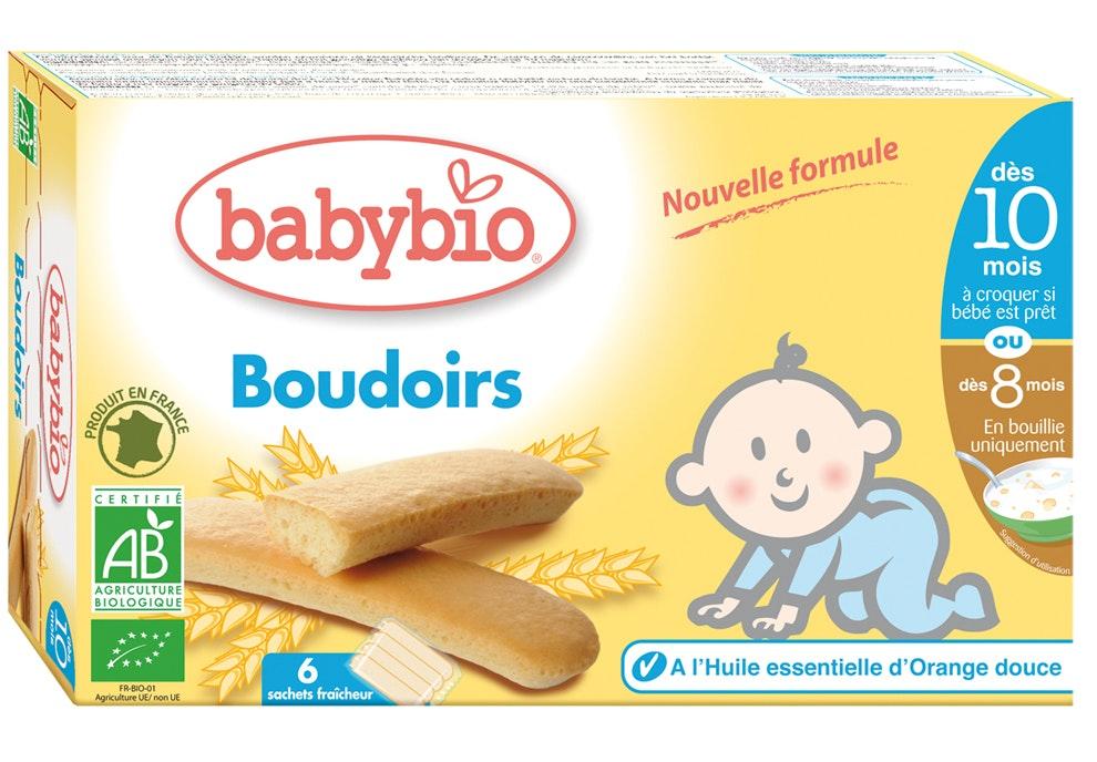 Boudoirs Babybio