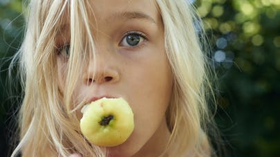 Constipation de l'enfant : quelle alimentation ?