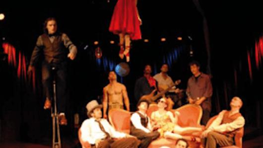 Créatif : le cirque Grand Céleste