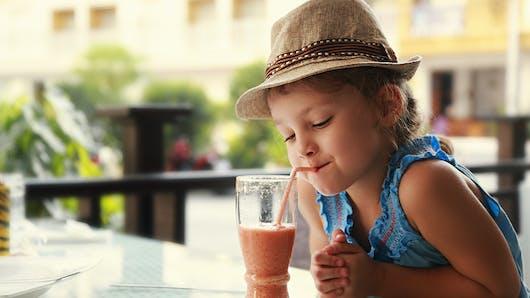 Des idées de cocktails pour les enfants