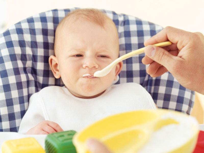 Mon bébé manque d'appétit