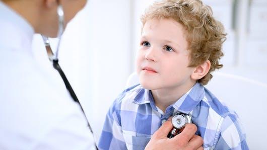Le bilan de santé des enfants à 6 ans
