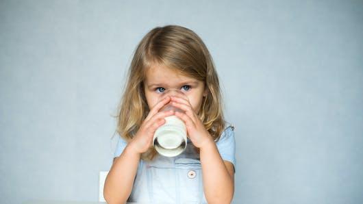 Le calcium dans l'alimentation des enfants