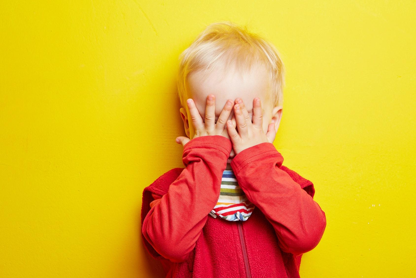 Aider son enfant à surmonter sa timidité