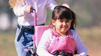 Bébé handicapé