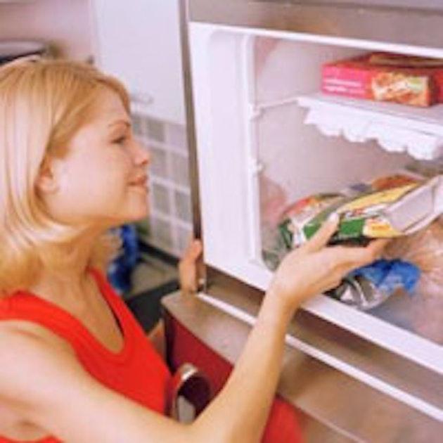 Bien congeler ses plats - Temperature conseille de congelation des aliments ...