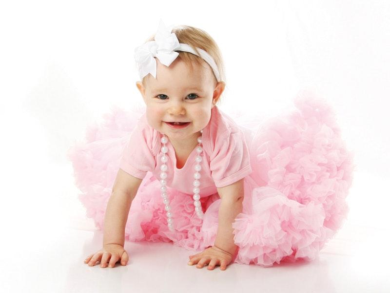 Devenir un bébé mannequin