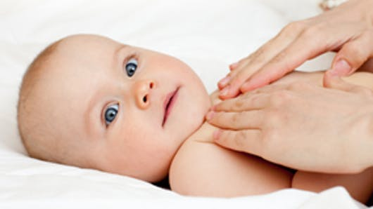 L'acupuncture pour les bébés