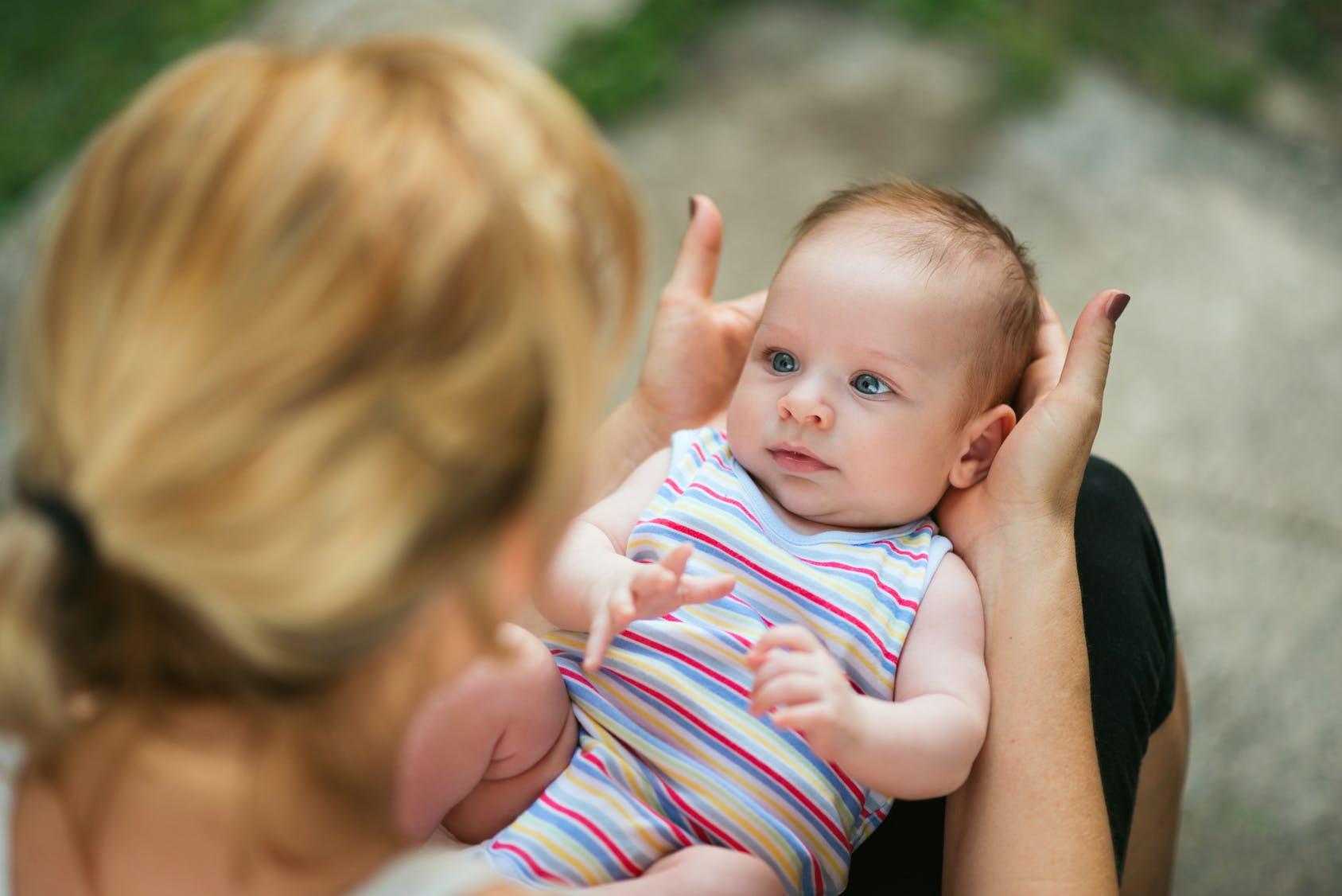 Langage : comment parler à son bébé ?