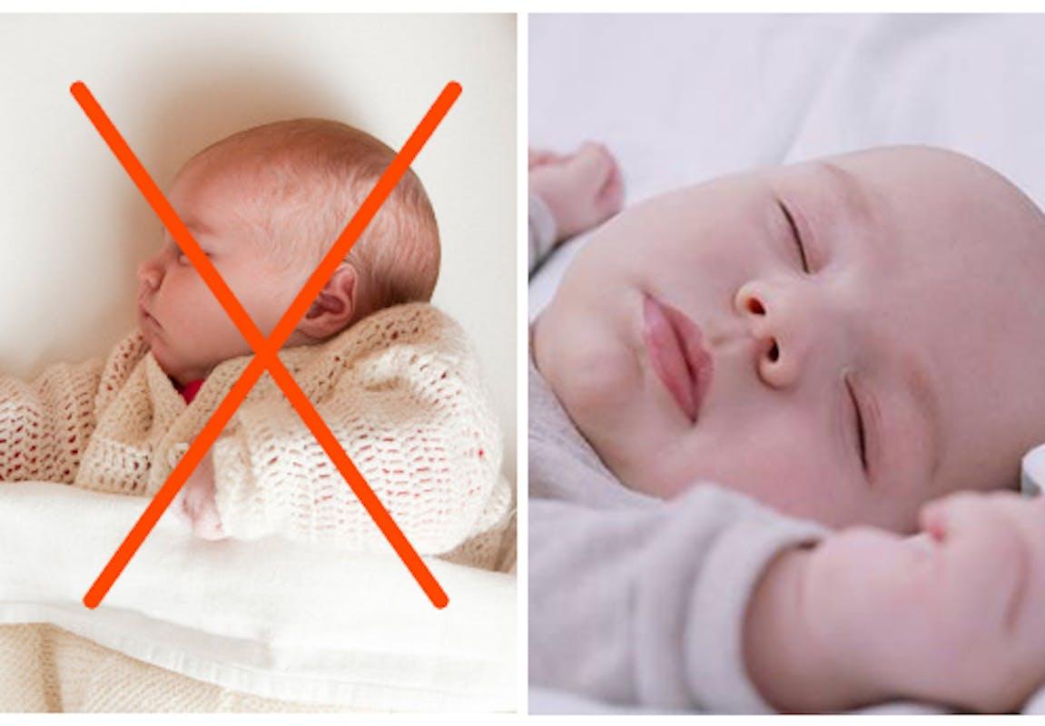 Mort subite du nourrisson les bons r flexes pour la - Lit bebe qui s accroche au lit des parents ...