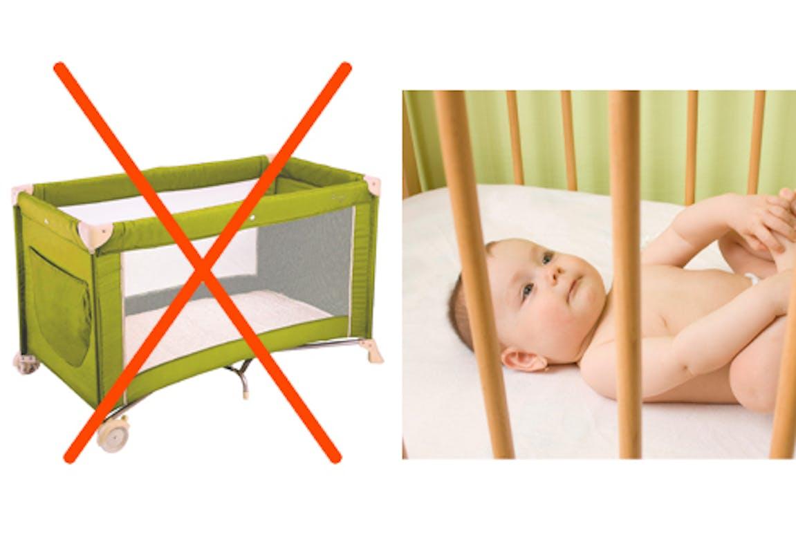 Mort subite du nourrisson les bons r flexes pour la - Nourrisson ne veut pas dormir dans son lit ...