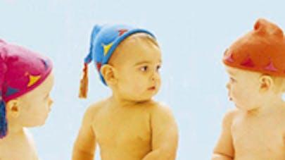 Les chapeaux de Bébé