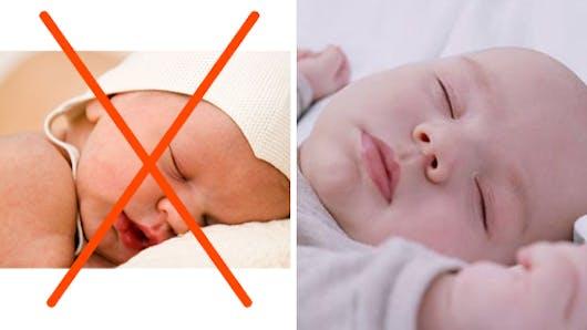 Mort subite du nourrisson : les bons réflexes au quotidien
