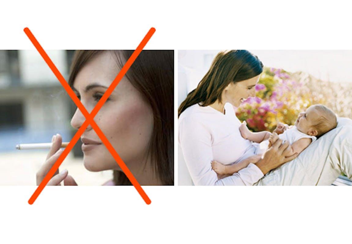 Non au tabagisme passif