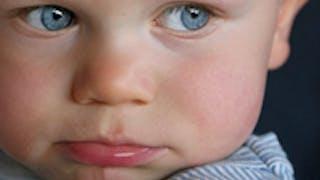 bébé-larme