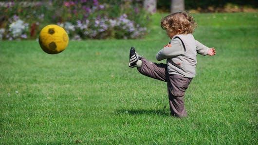 Quel ballon choisir pour Bébé ?