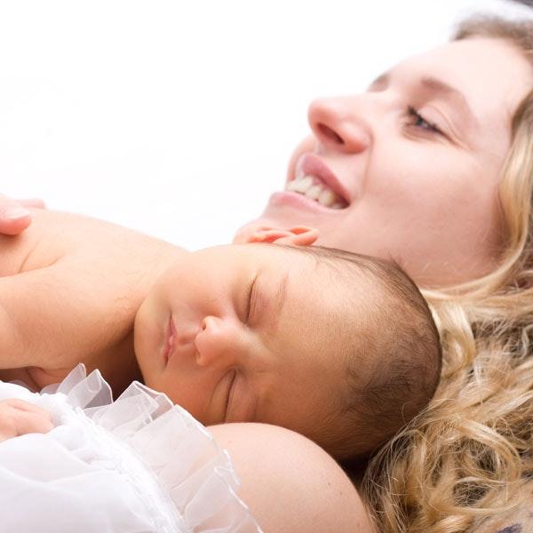 Rassurer Bébé au coucher