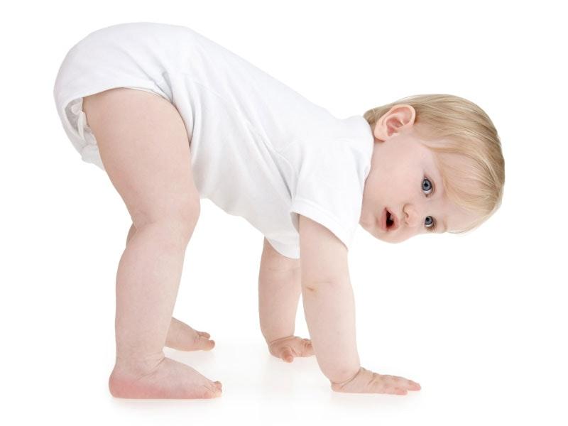Soigner les plaies et bosses de Bébé