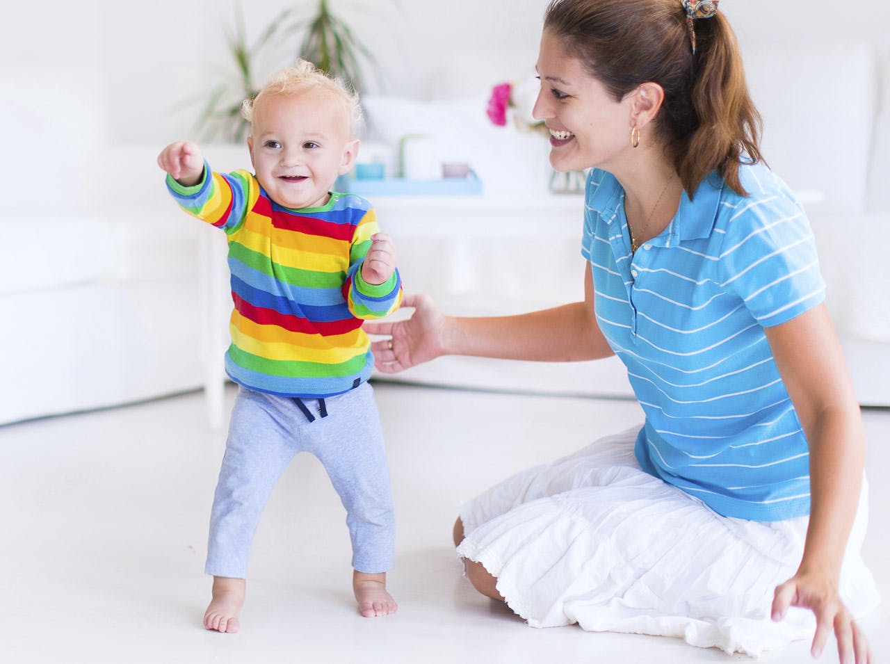 Une assistante maternelle pour Bébé