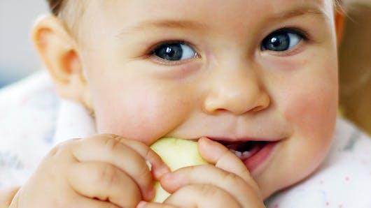 Les vitamines dans l'alimentation de bébé