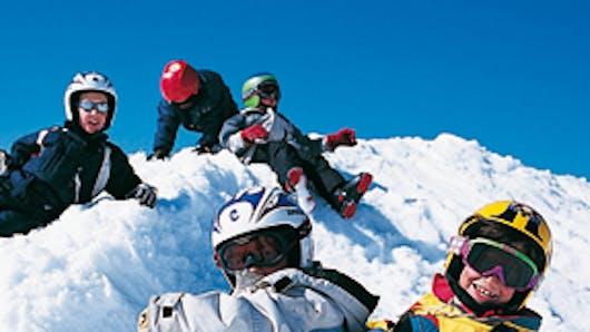 A Saint-Lary-Soulan, un relais avec les écoles de   ski