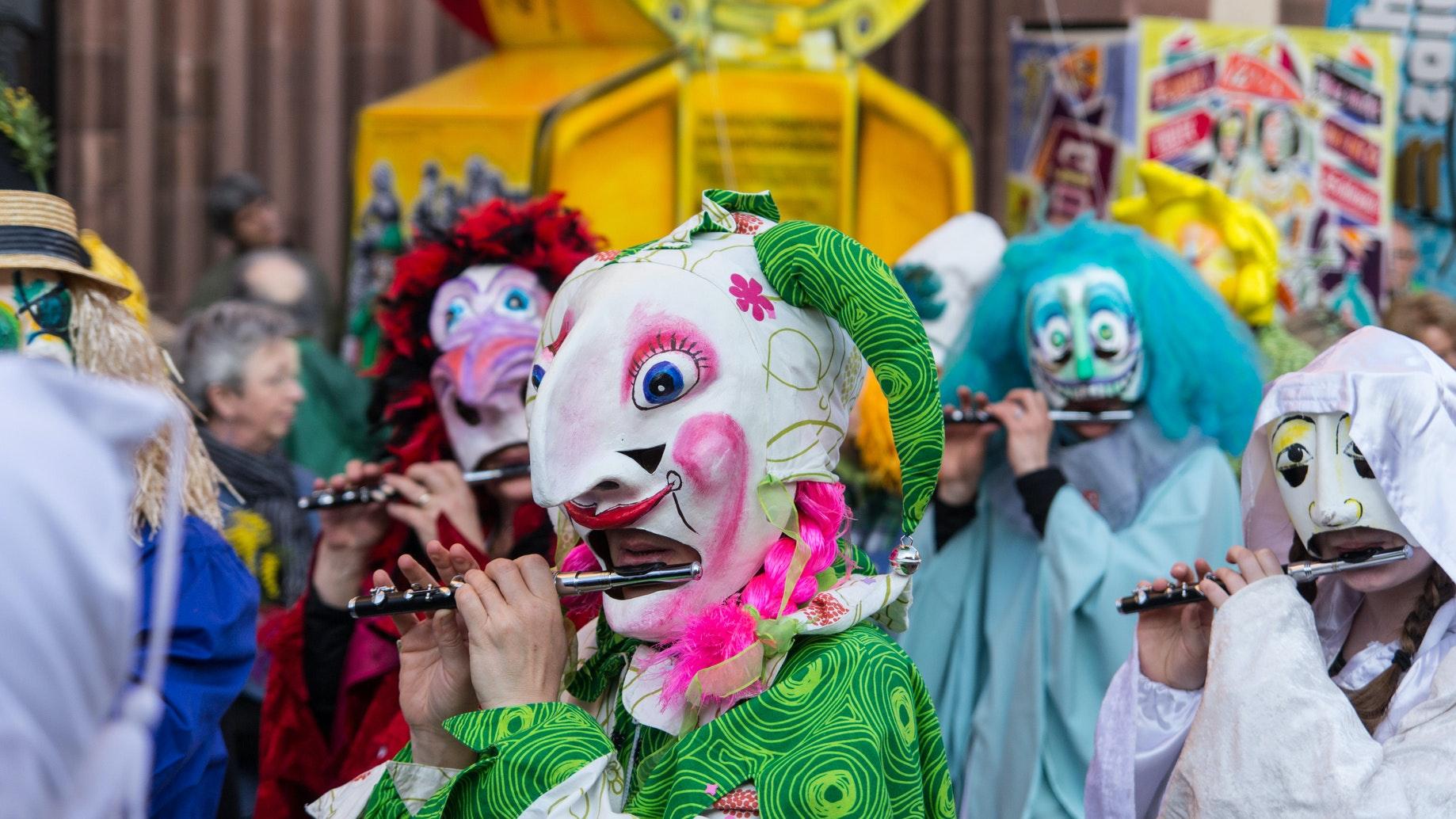 Carnaval : origines et traditions