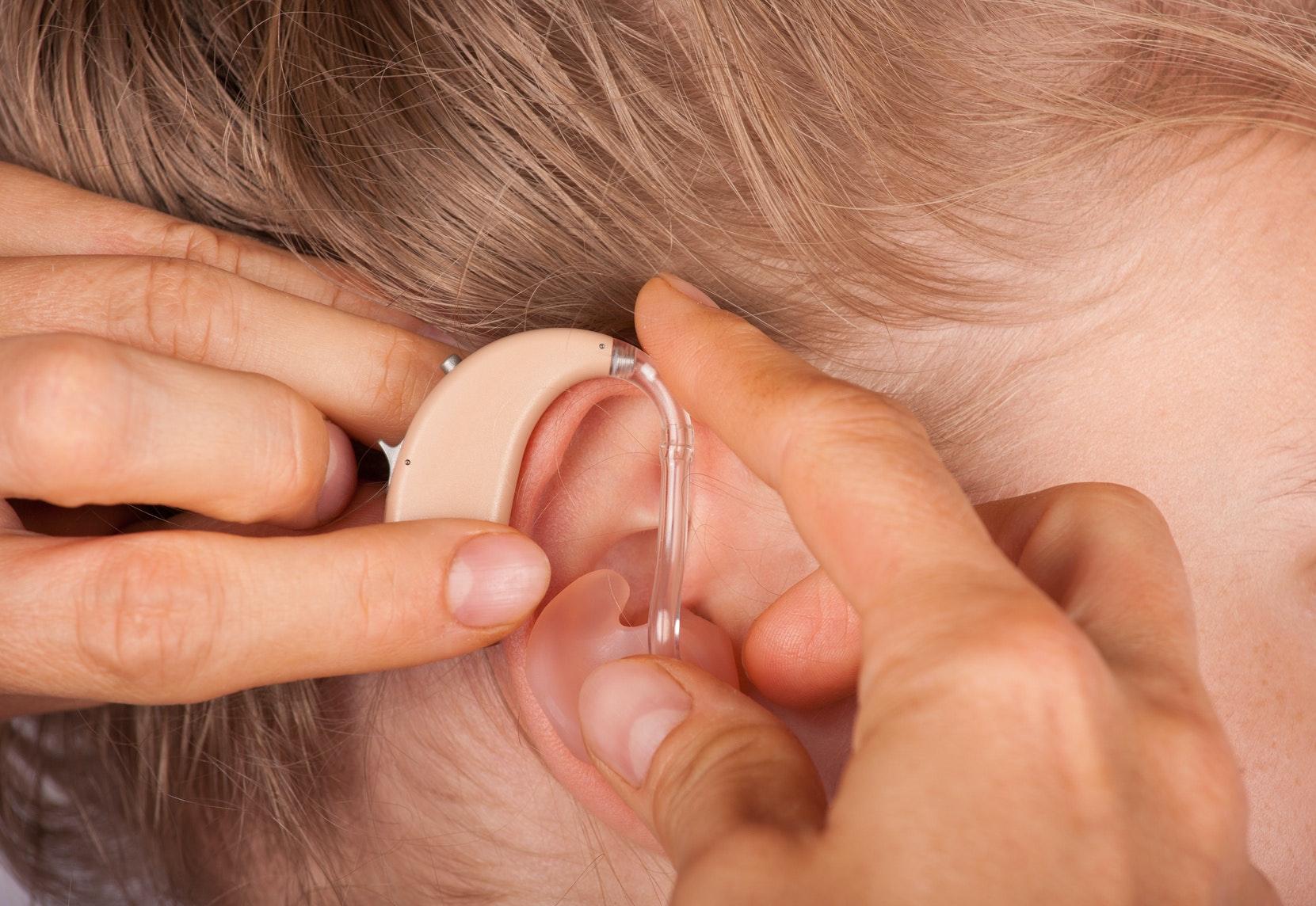 Enfants sourds ou malentendants