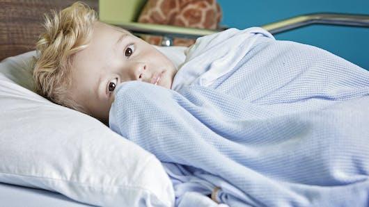 La douleur de l'enfant à l'hôpital