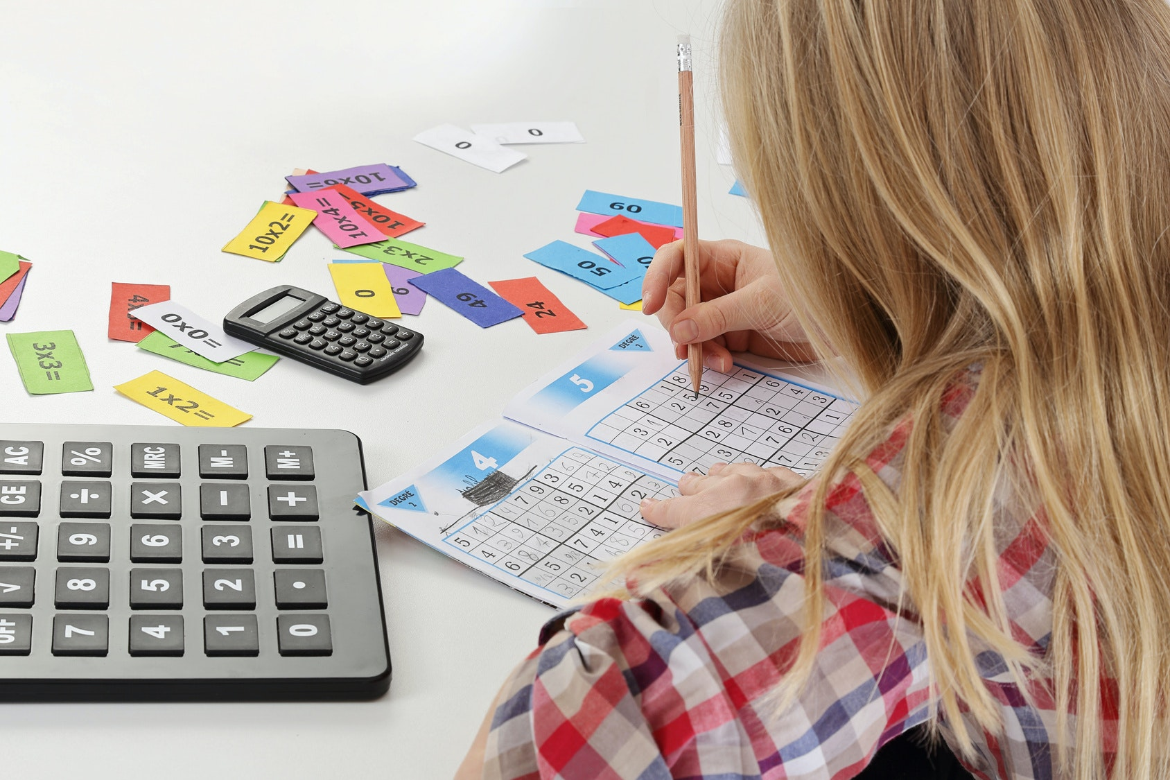Le Sudoku pour les enfants