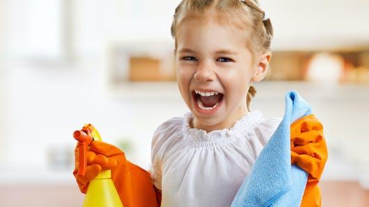L'éducation et les tâches ménagères