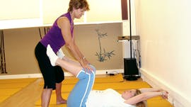 Position gynécologique allongée