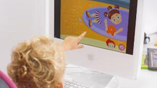Quelques minutes par jour devant l'ordinateur