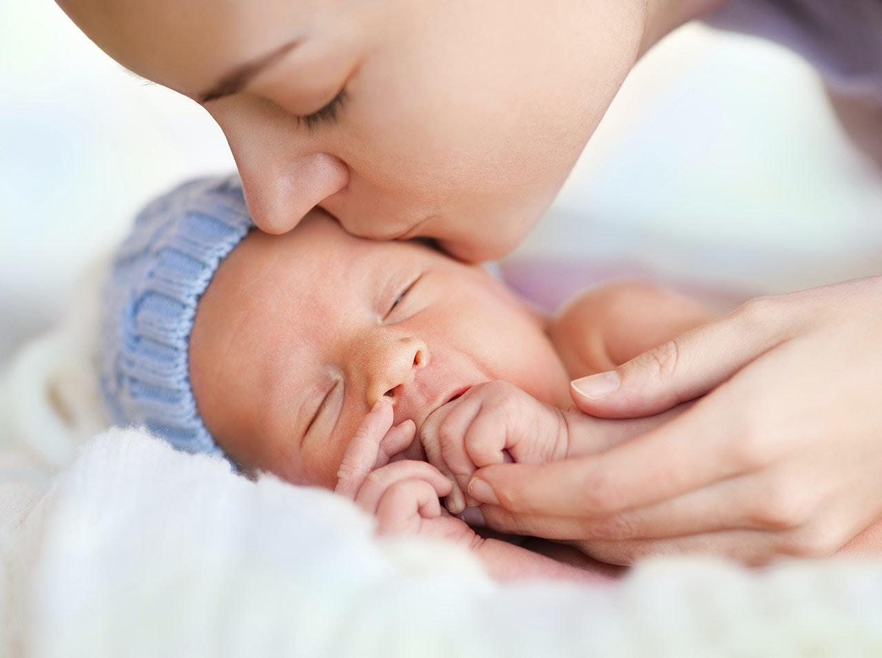 Naissance : vos premières heures de maman