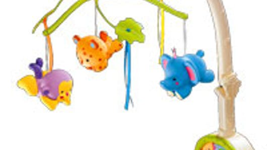 Mobile Jungle de Fisher Price