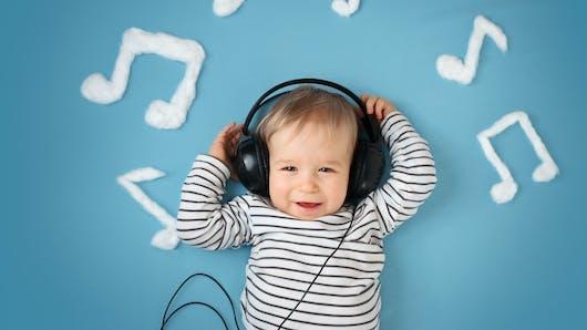 Bébé et la musique