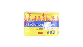 Couche-culotte Auchan Evolution