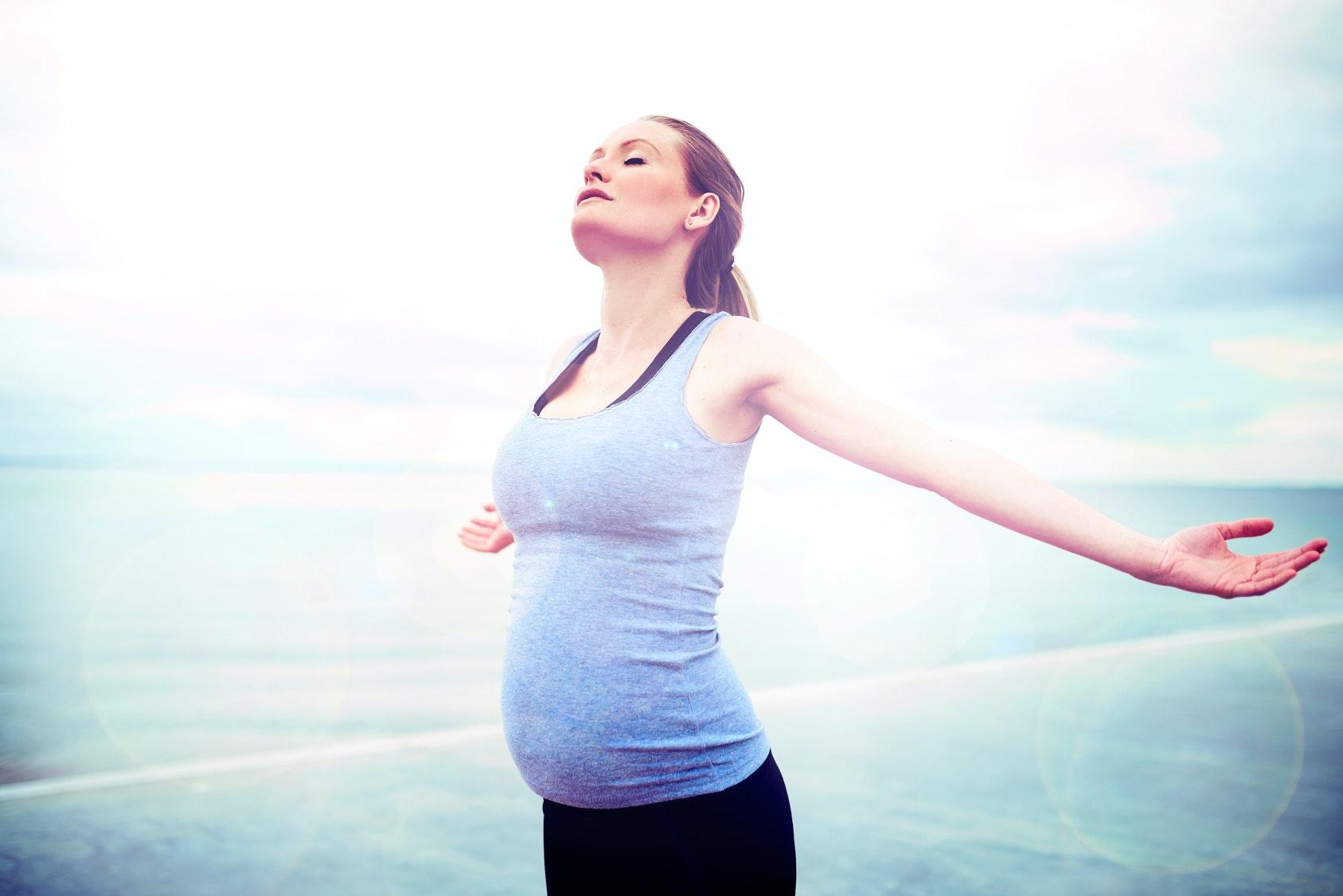 Préparation à l'accouchement : le chant prénatal