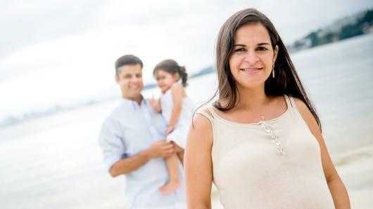 Idées reçues sur les femmes enceintes en vacances