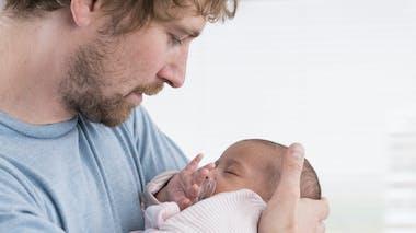 Baby-blues : les papas aussi
