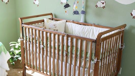 Chambre de b b pr parer la chambre de b b parents - Amenager chambre parents avec bebe ...
